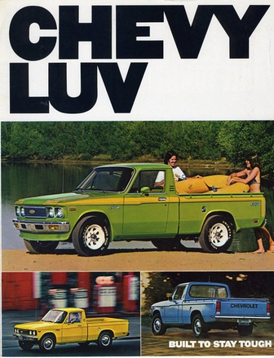 Chevy LUVad