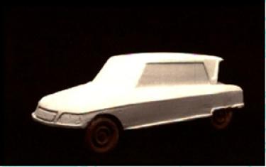 Citroen Ami-prototype