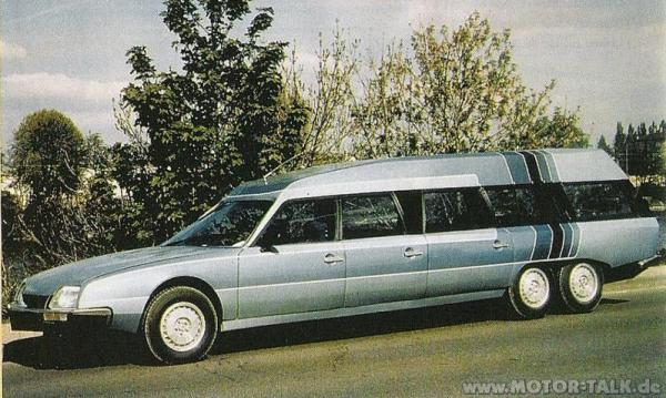 Citroen CX loadrunner big