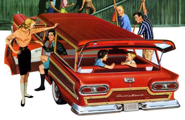 Ford 1958 CSQ for58csq