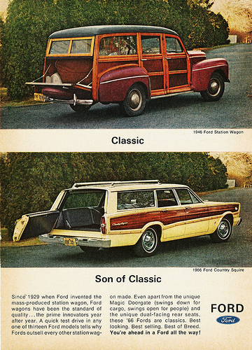 Ford 1966 Country Squire