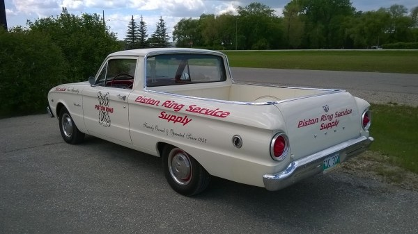 Ford Falcon 1963 Ranchero v8 rq