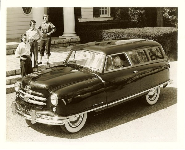 Nash 1951 Rambler Wagon photo 2