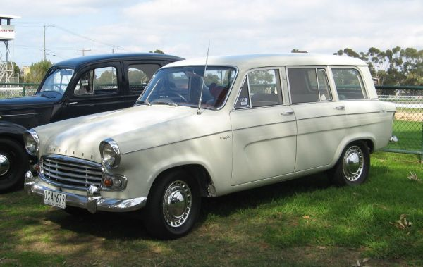 Standard Vanguard Vignale wagon