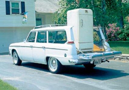 Studebaker wagonaire wh