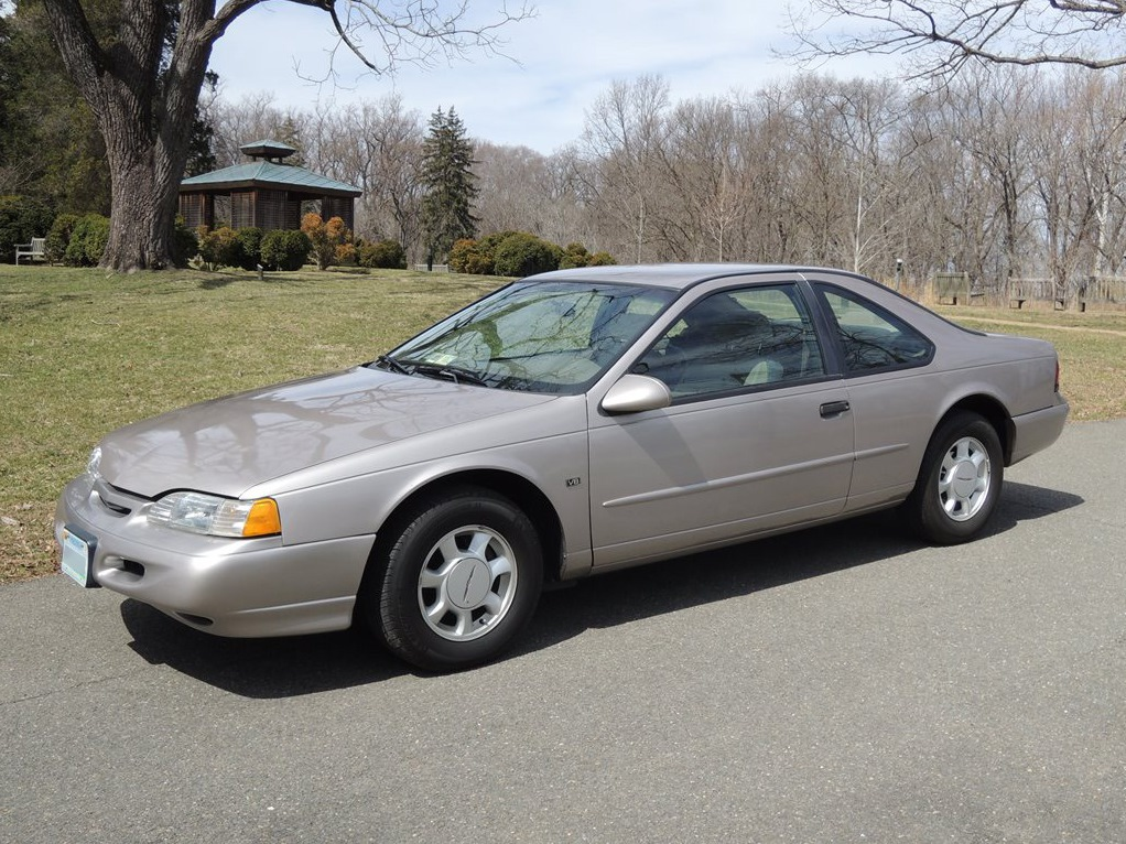 My Curbside Classic 1995 Ford Thunderbird LX The First 20 Years