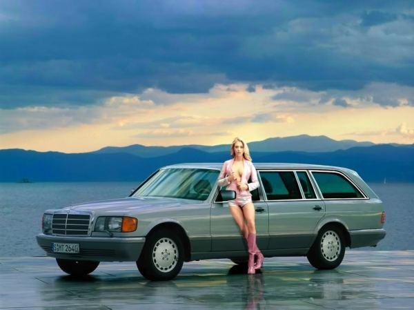 W126_T-Modell_Girl