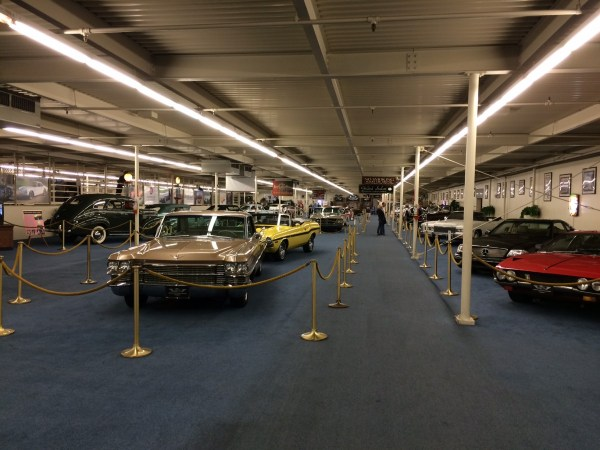 auto collections room