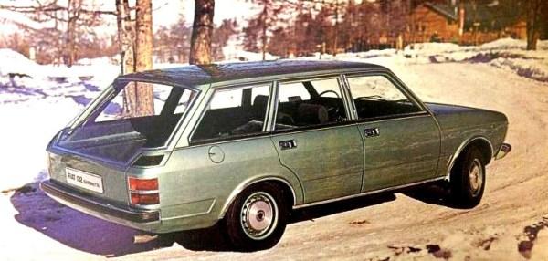 fiat 132 wagon