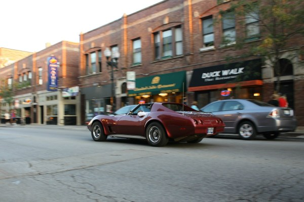086 - 1974 Chevrolet Corvette Stingray CC