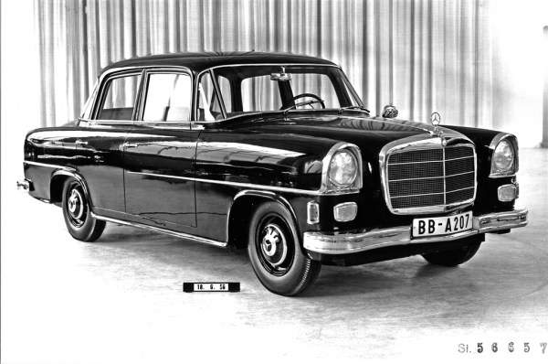 Mercedes-Benz W122 Prototype