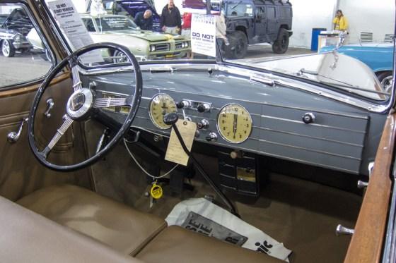 1936 Cadillac Series 75 i rawproc