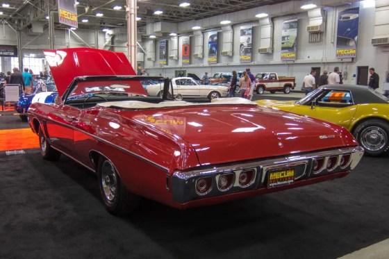 1968 Chevrolet Impala a rawproc