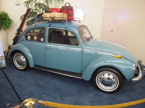 1973 vw super beetle