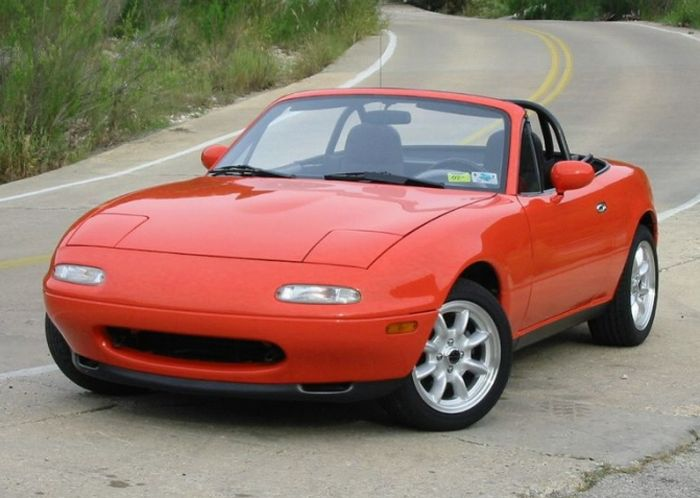 Automotive History: 1989 Mazda MX-5 Miata – Simple Pleasures