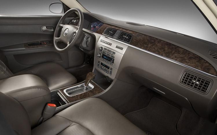 2008 Buick Lacrosse Super Interior