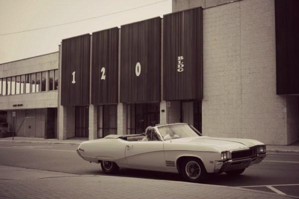 253 - 1968 Buick Skylark Custom Convertible CC downtown Flint