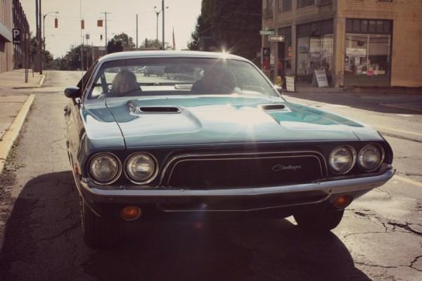 798 - 1973 Dodge Challenger CC