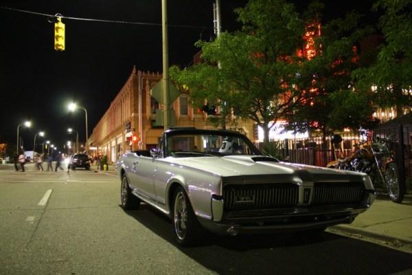 947 - 1967 Mercury Cougar convertible CC