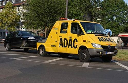 ADAC tow