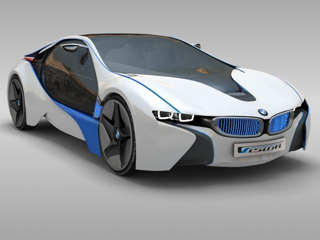 concept classic 2009 bmw vision efficientdynamics a continuation of 75 years of bmw sportscar. Black Bedroom Furniture Sets. Home Design Ideas