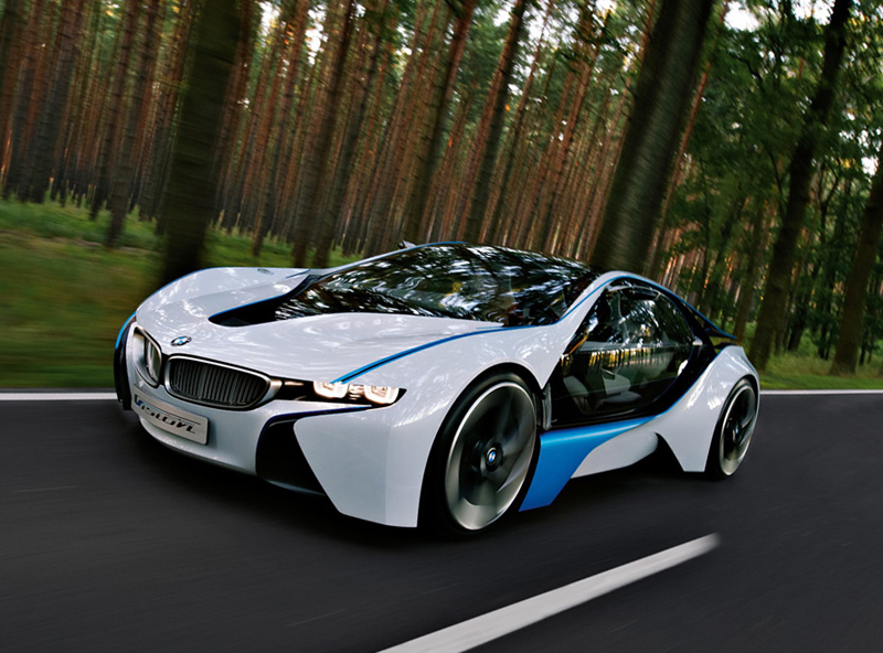 Concept Classic: 2009 BMW Vision EfficientDynamics – A Continuation ...