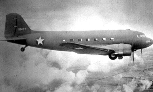 C-47 bw