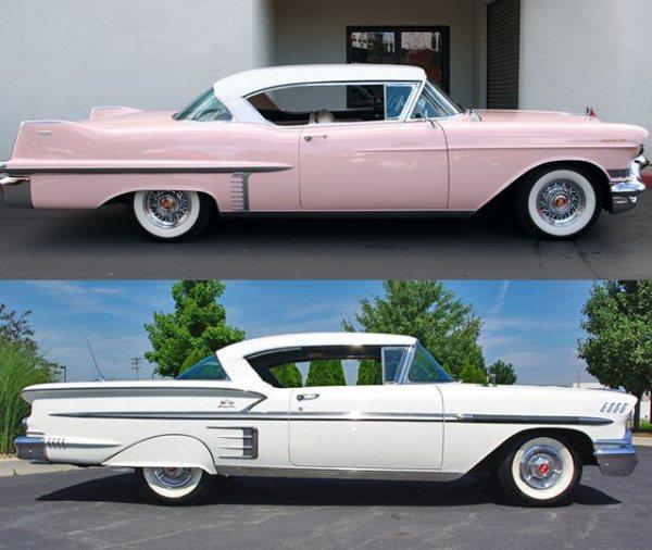 Cadillac 1957 CDV PB side snip-vert