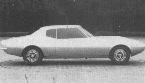 Camaro XP 836