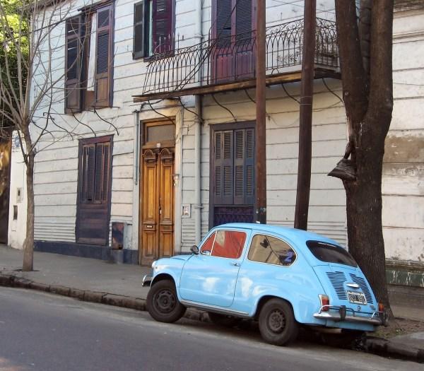 Fiat 600 Arg