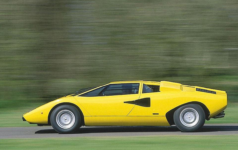 Comment Follow Up Which Is Faster A Lamborghini Countach Lp400s Or