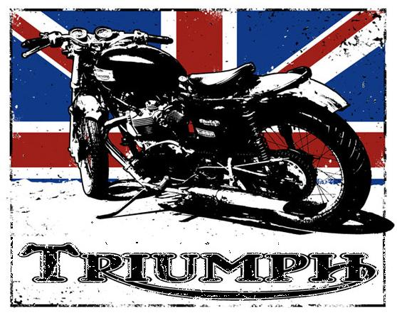 Triumph-Motorcycle-T-Shirts