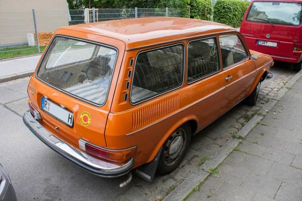 VW 412  Variant rq