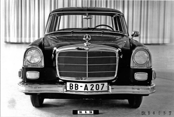 W122 Prototype Front End