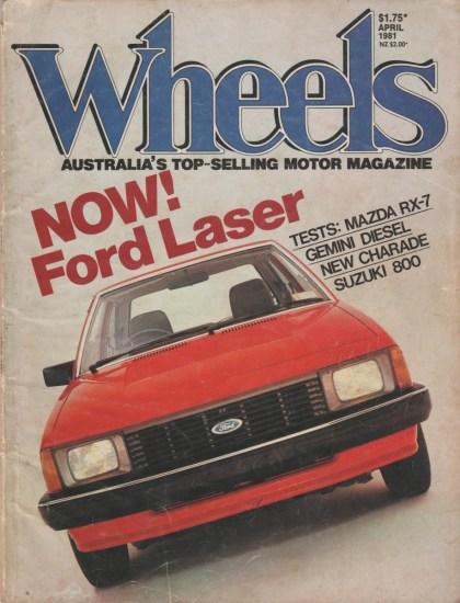 ford laser wheels magazine