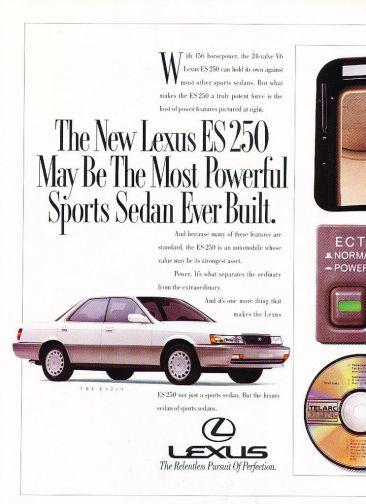 lexus es250 ad