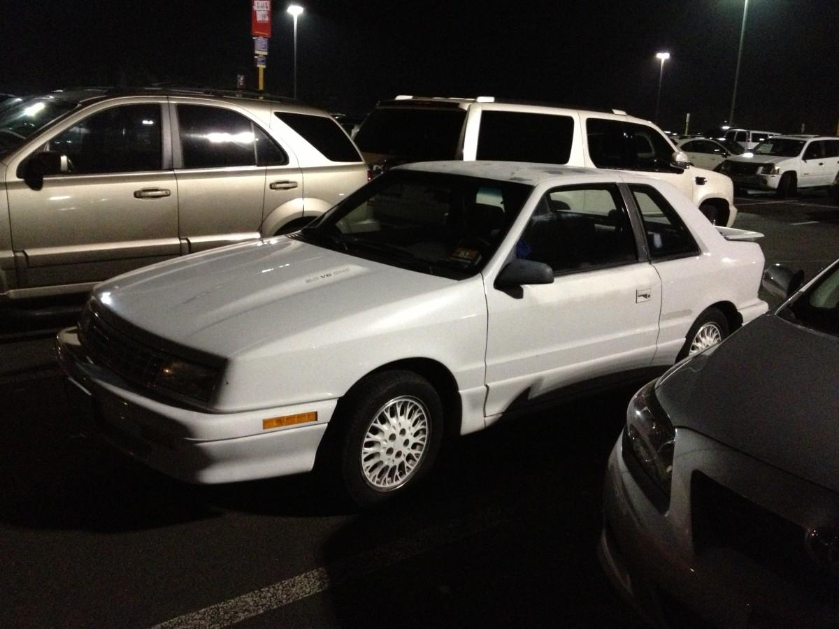 Curbside Capsule: 1992-94 Plymouth Sundance Duster – Little Car, Big Engine