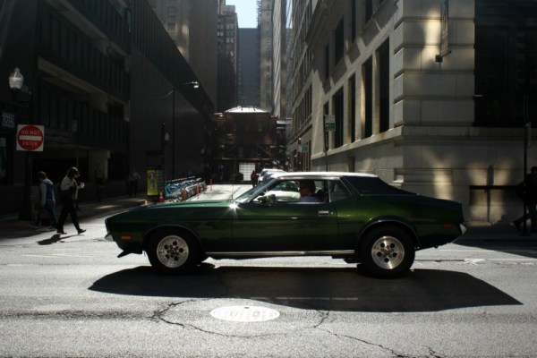 005 - 1971 Ford Mustang Grande CC