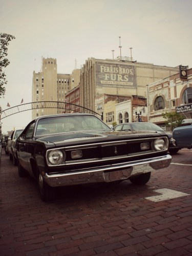 050 - 1970 Plymouth Valiant Duster CC