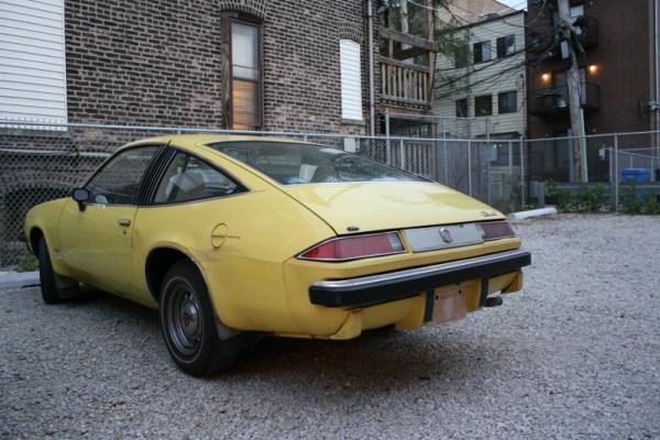 051 - 1975 Oldsmobile Starfire SX