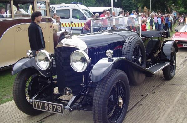 1928 Bentley 4.4litre