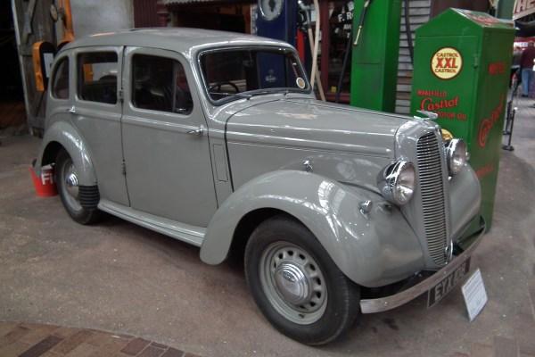 1938 minx magnificent