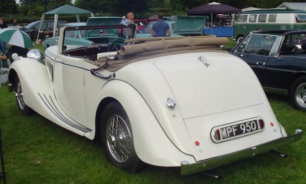 1948 Jaguar 3.5 litre.3