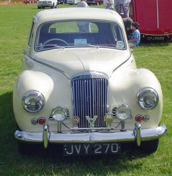 1954 Sunbeam Mk3.4