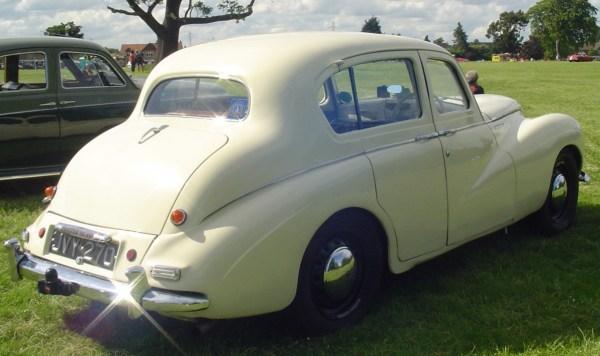 1954 Sunbeam mk3.1