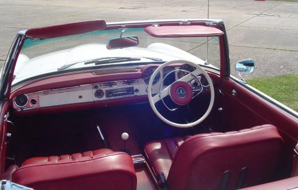 1964 Mercedes Benz 230Sl-2