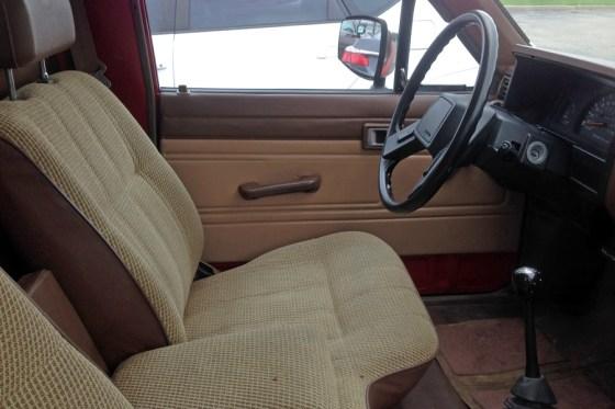 1986 Toyota truck f