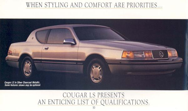 1988 Mercury Full Line-10