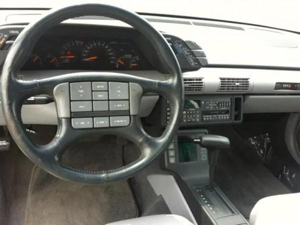 1990 Pontiac Grand Prix IP