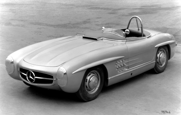MB Tourensportwagen Typ 300 SLS